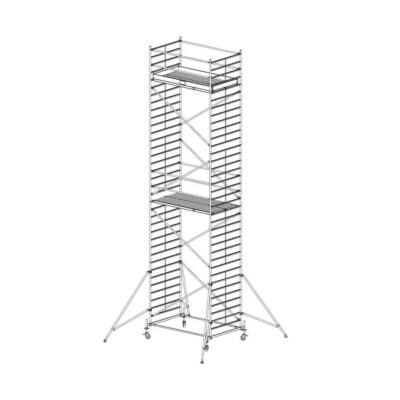 Krause Stabilo Gurulóállvány 50-es Sorozat 2,50x1,5 Munkamagasság: 10,40 m