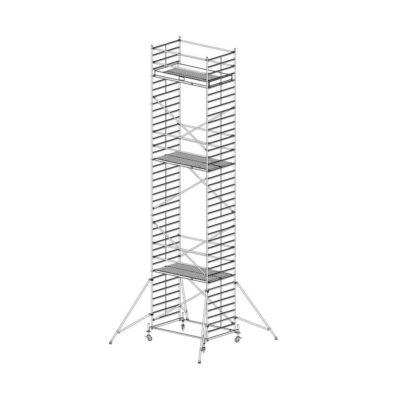 Krause Stabilo Gurulóállvány 50-es Sorozat 2,50x1,5 Munkamagasság: 11,40 m