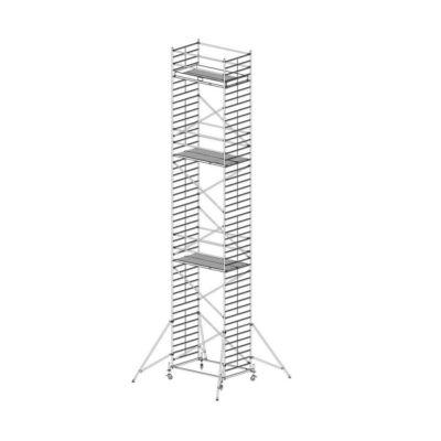 Krause Stabilo Gurulóállvány 50-es Sorozat 2,50x1,5 Munkamagasság: 12,40 m
