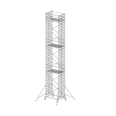Krause Stabilo Gurulóállvány 50-es Sorozat 2,50x1,5 Munkamagasság: 14,40 m