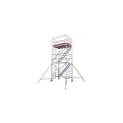 BÉRELHETŐ Krause Stabilo Lépcsős Gurulóállvány  2,00x1,5 MM: 6,50 m