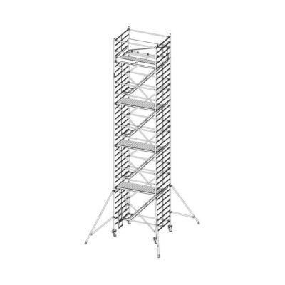 Krause Stabilo Gurulóállvány 5500-as Sorozat 2,00x1,5 Lépcsős MM: 10,50 m