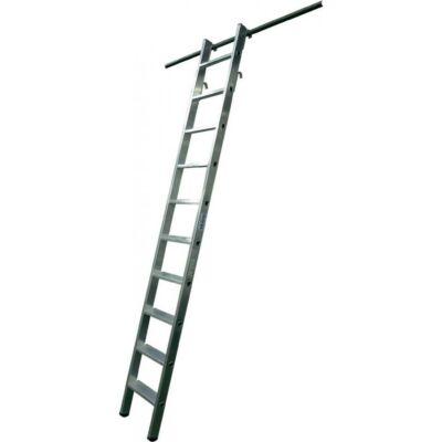 Krause Stabilo Lépcsőfokos Polclétra, Beakasztható (2 Pár Kampóval) 10 fokos