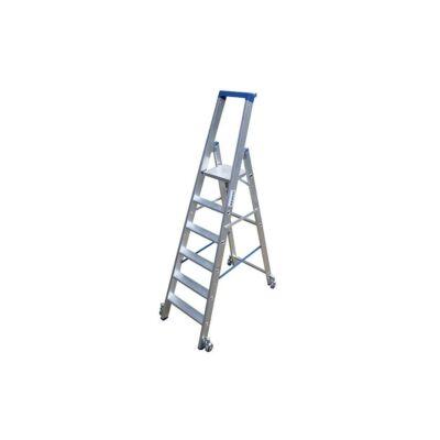 Krause Stabilo Gurítható Lépcsőfokos Állólétra 7 Fokos